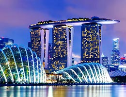 Thailand Malaysia Singapore Value Package