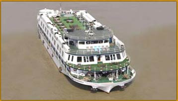 Luxury Cruises in India