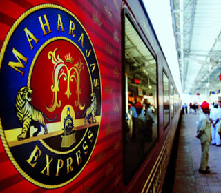 Luxury Train in india