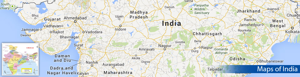 Travel Maps of India India Travel Maps Tourist Map of India – Tourist Map Of India