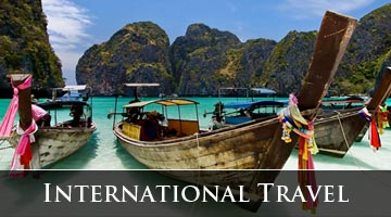 International Travel Deals