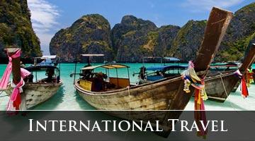 International Travel Deals