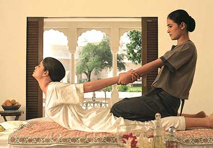 Oberoi Vanyavilas Spa Picture Gallery