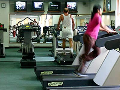 Golden Palms Resort & Spa Bangalore - Health Club