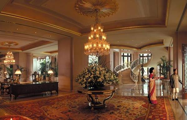 The Leela Palace Bangalore - Lobby