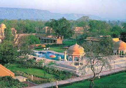 Oberoi Rajvilas Spa Picture Gallery