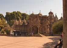 Hathee Singh Temple Ahmedabad