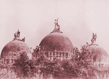 Raj Babri Mosque Ahmedabad