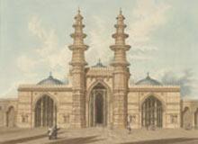 Sidi Bashir Mosque Ahmedabad