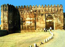 Forts and Monuments in Gandhinagar