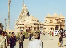 Holy Places in Somnath
