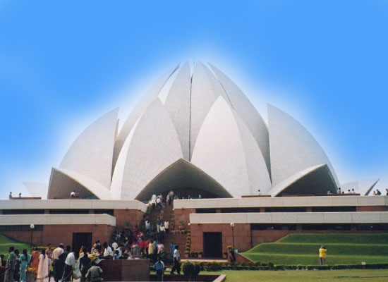 Lotus Temple � An Architectural Marvel in Delhi. images