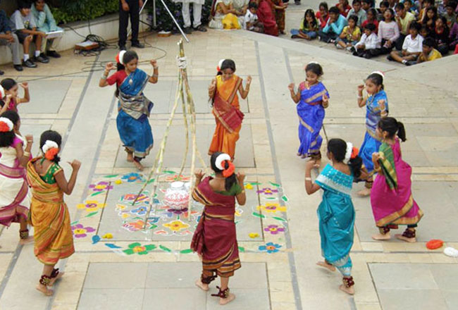 Photo Gallery Of Pongal Fairs And Festivals In Andhra