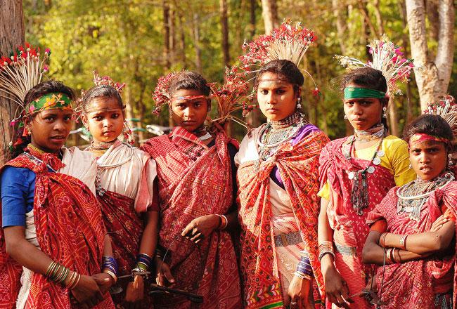 Photo Gallery Of Tribal Culture Attractions In Chhattisgarh
