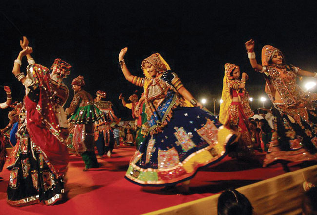 Photo Gallery Of Garba Festival Fairs And Festival In