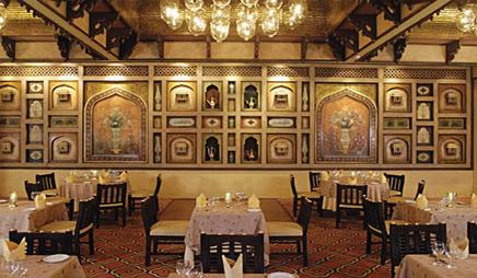 Taj Mahal Hotel Photo Gallery