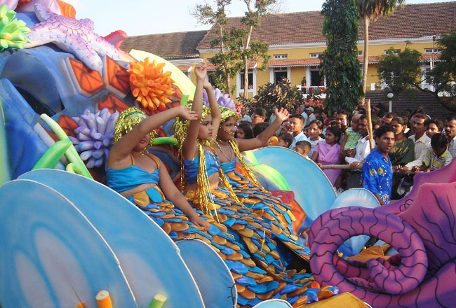 Photo Gallery Of Carnival Festival Fairs And Festivals In Goa