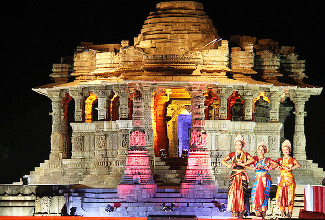 Photo Gallery Of Modhera Dance Festival Fairs And Festivals In Gujarat