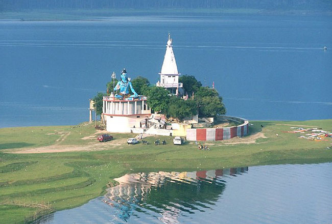 Photo Gallery Of Gobind Sagar Explore Gobind Sagar With