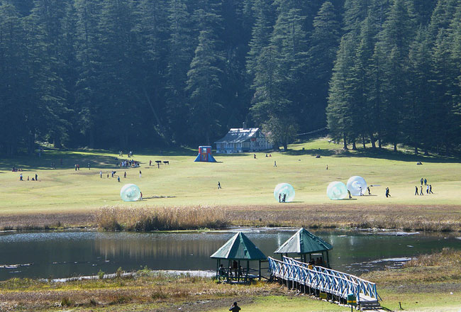 Photo Gallery Of Khajjiar Lake Explore Khajjiar Lake With Special Attractive Real Pictures