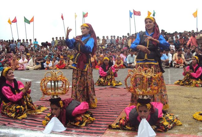 Photo Gallery of International Folk Festival- Explore