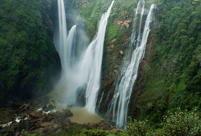 Photo Gallery Of Jog Falls Explore Jog Falls With Special