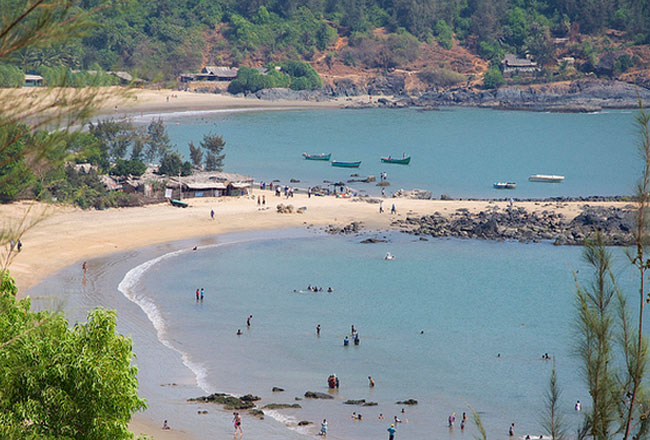 Photo Gallery Of Gokarna Beach Resort Karnataka Explore