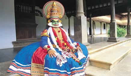Kerala Costumes Dance Costume Of Kerala Classical Dance