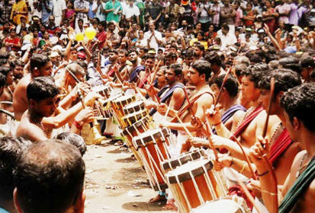 Photo Gallery Of Thrissur Pooram Explore Thrissur Pooram With Special Attractive Real Pictures