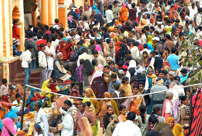 Image result for orchha raja ram mandir