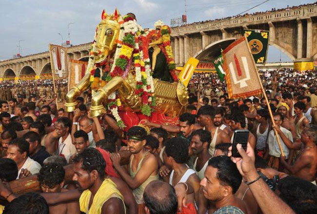 Photo Gallery Of Chithirai Festival Madurai Fairs And Festivals In Tamil Nadu