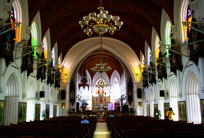 Photo Gallery Of Santhome Cathedral Basilica Chennai