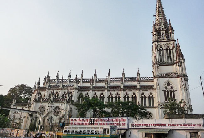 Photo Gallery Of Churches In Trichy Explore Churches In