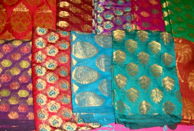 Photo Gallery Of Banarasi Silk Explore Banarasi Silk With