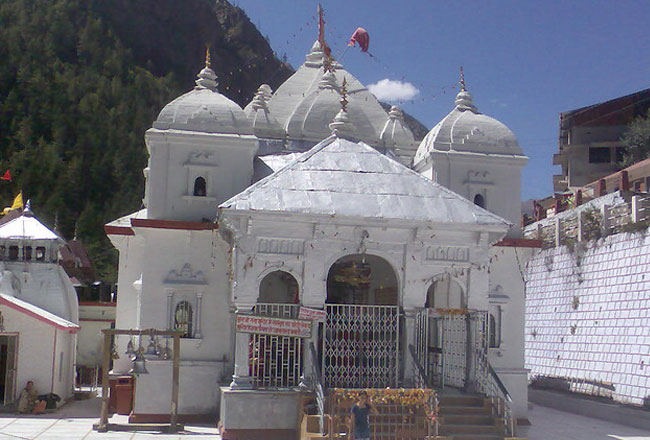 Photo Gallery Of Gangotri Temple In Uttarakhand Ihpl