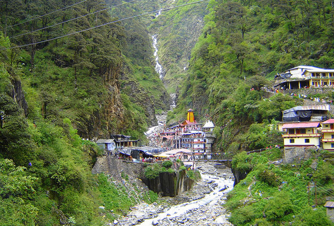 Photo Gallery of Yamunotri Temple in Uttarakhand | IHPL