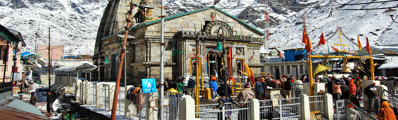 Kedarnath India  city images : Kedarnath, Kedarnath Temple