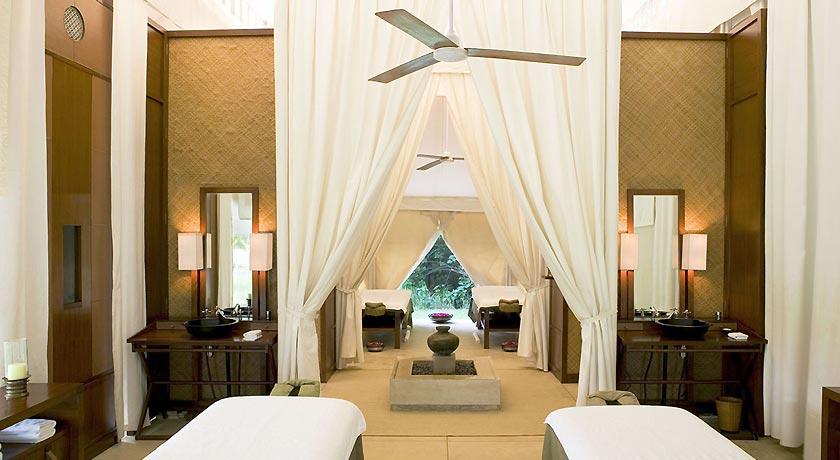 spa tent-treatment