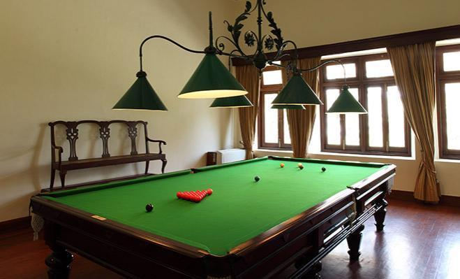 Pool Table in Ananda