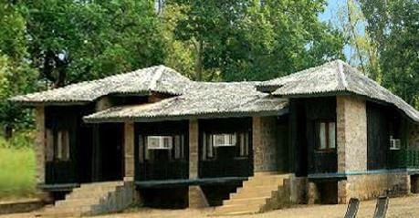 MPTDC-Baghira Log Huts-Kisli