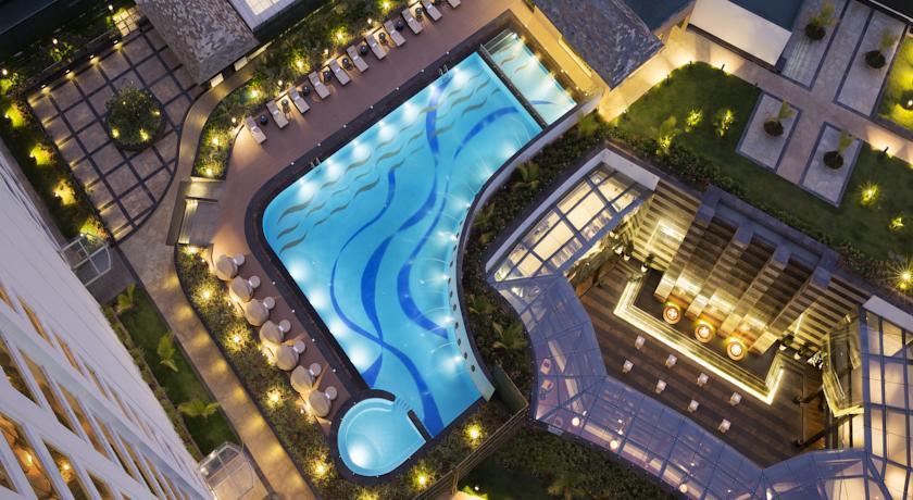 Bengaluru Marriott Hotel Whitefield2