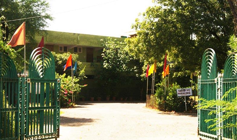 Parking Hotel Bharatpur Ashok