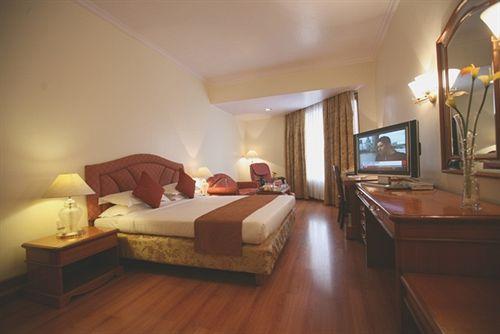 Deluxe Suite in Capitol Hotel