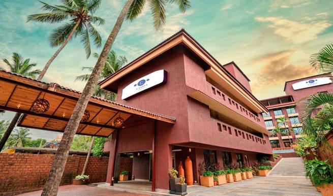 Caspia Hotels, Arpora, North Goa