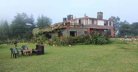 Hotel Cedar Lodge Nainital2