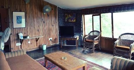 guest room in Cedar Lodge Nainital