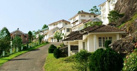Chancellor Resort In Munnar