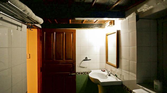 Bathroom2 in Hotel Chevron Mountain Villa, Kausani