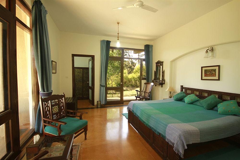 The Mahasagar Suite in Chitvan Jungle Lodge, Kanha