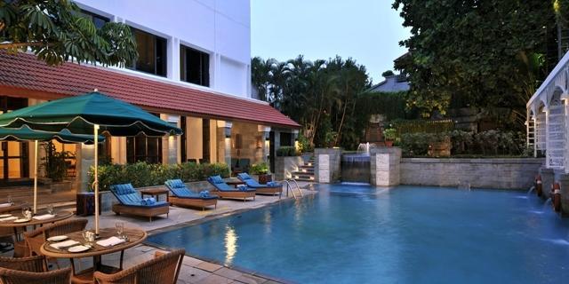 Chola Sheraton Hotel Chennai Indian Holiday
